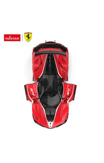 Машинка на радіокеруванні Rastar 96900 Ferrari, комплект для складання