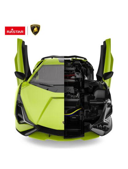 Машинка на радиоуправлении 97400 Lamborghini Sian, комплект для сборки