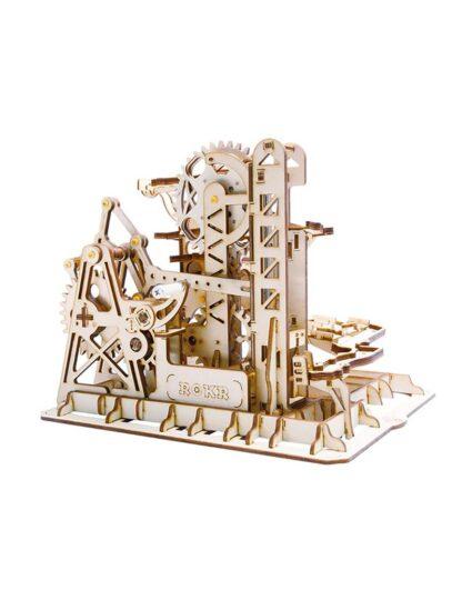 Конструктор дерев'яний 3D пазли Robotime LG504, механічні головоломки