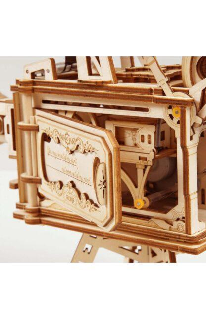 """Дерев'яний 3D конструктор Robotime LK601""""Механічний кінопроектор"""""""