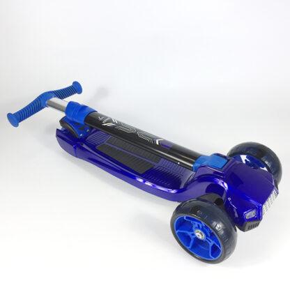 Дитячий триколісний самокат HongDuo HD1618, колеса світяться, додаткові світлові ефекти і музика