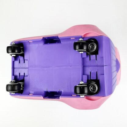 Дитячий триколісний самокат HongDuo S8814B три в одному - дитячий автомобіль, беговел, самокат